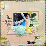 Imagine ~My Creative Scrapbook~