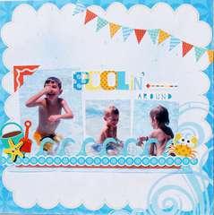 Poolin' Around ~My Creative Scrapbook~