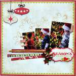Season's Greetings ~My Creative Scrapbook~
