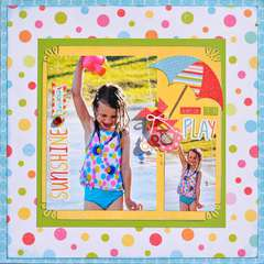 Sunshine ~My Creative Scrapbook~