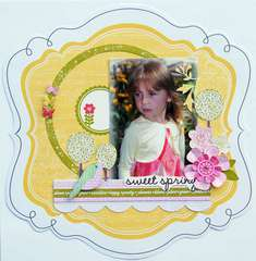 Sweet Spring ~My Creative Scrapbook~