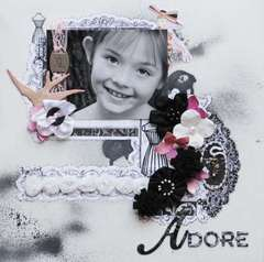 Adore **Flying  Unicorn**