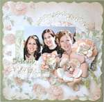 Sisters-ScrapThat! August Kit- Once Upon a Dream
