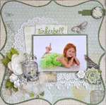 Tinkerbell- Scrap That--- June Kit LIfe's Muse