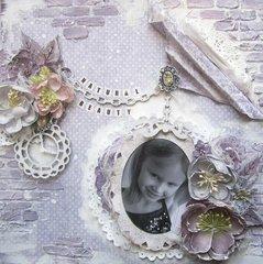 Natural Beauty- C'est Magnifique June Kit