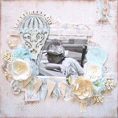 Life's Journey-C'est Magnifique June Kit