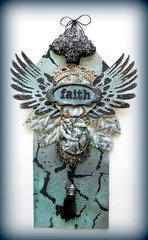 Faith Tag- Prima Marketing