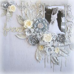 Forever- Scrap Around the World July Challenge