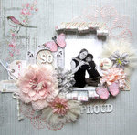 So Proud- Scraps of Elegance September Kit