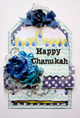 Happy Chanukah Tag- Prima DT