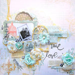 True Love- Scraps of Elegance October Kit