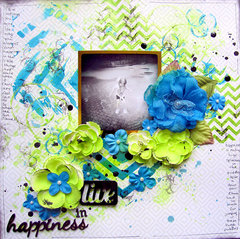 Live in Happiness- Shimmerz DT
