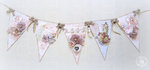 Love Banner- Prima Princess collection