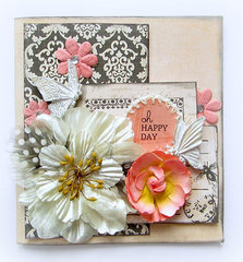 Oh Happy Day- Card