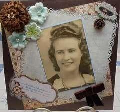 Aunt Rhoda still alive at 95