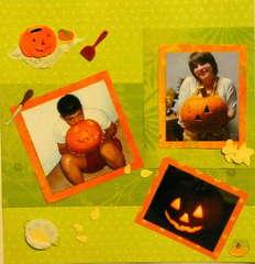 Pumpkin Grin