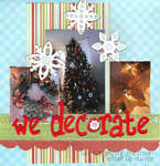 *Imaginisce* We Decorate