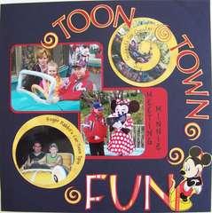 Toon Town Fun