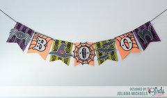Halloween Boo Banner
