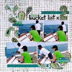 Bucket List x 2 ***BOBUNNY*** Zip-A-Dee-Doodle