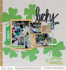 Lucky You ***Elle's Studio***