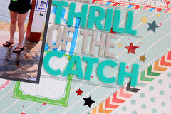The Thrill of the Catch ***SRM Stickers***