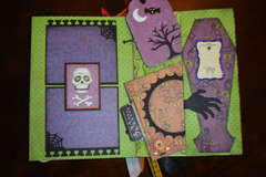 Halloween Mini pages