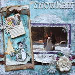 The Snowman *Swirlydoos January Kit*