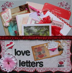 Love Letters 2011