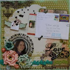 Love From Japan *Swirlydoo April Kit*