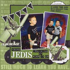 Young Jedis
