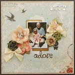 Adore - My Creative Scrapbook