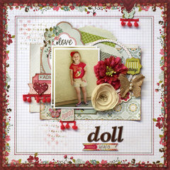 Doll - My Creative Scrapbook