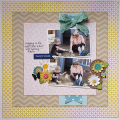 Happy Times - My Creative Scrapbook