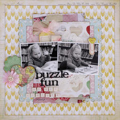 Puzzle Fun - My Creative Scrapbook