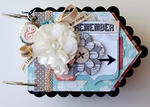 Remember Mini Album - My Creative Scrapbook