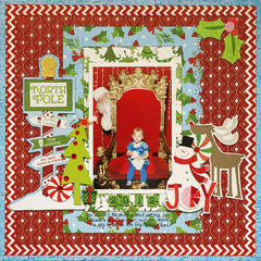 Santa 2012 - My Creative Scrapbook