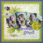 Smells Good - My Creative Scrapbook