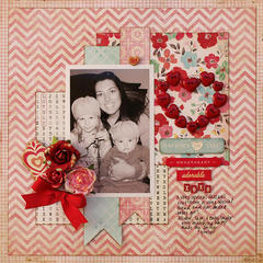 Sweet on You - My Creative Scrapbook