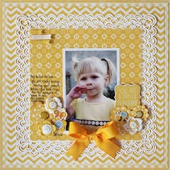 You Are a Ray of Sunshine - My Creative Scrapbook
