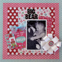 Big Bear - My Creative Scrapbook