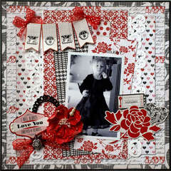 XOXO - My Creative Scrapbook