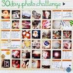 30 day photo challenge