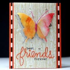 BFF Butterfly