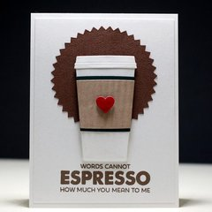 Words Cannot Espresso