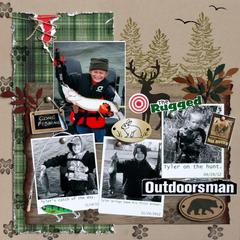 The Rugged Outdoorsman