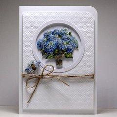 Lilac Notecard
