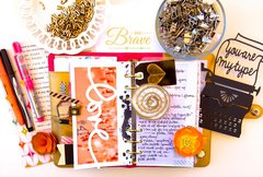 Love planner page
