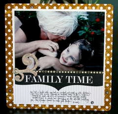 Family Time - Teresa Collins New Family Matters Collection