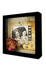 Happiness Shadow Box